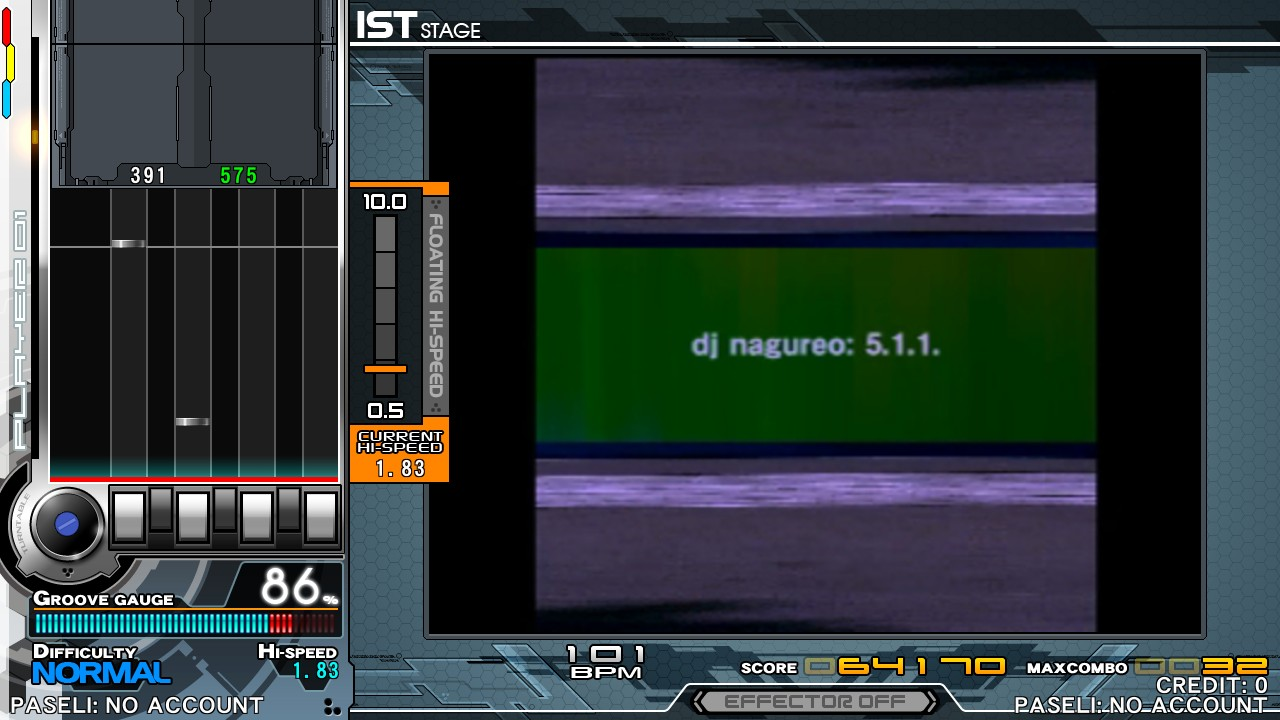 IIDX20 - Video pas HD