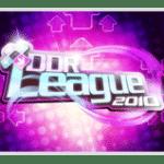 Classement DDR League Region de 2009 à 2012