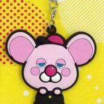 Reflec Beat (Rubber Strap) – Pastel-kun (Pink)