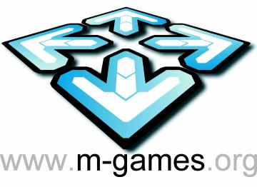 Logo de l'association M-Games