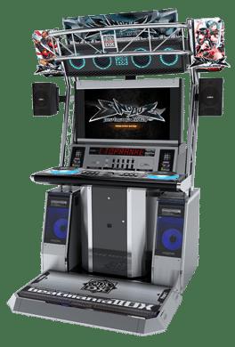 Borne beatmania IIDX