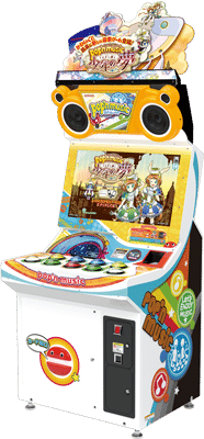 Borne pop'n music