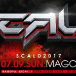 SCALD 2017 @ club MAGO (Nagoya)